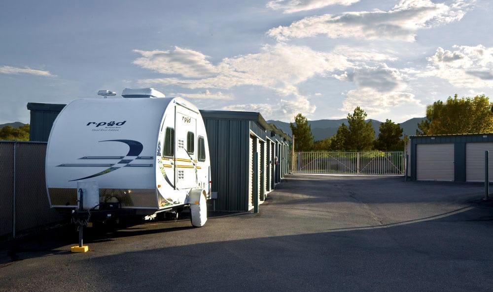 Multiple self storage units in Cottonwood, AZ.