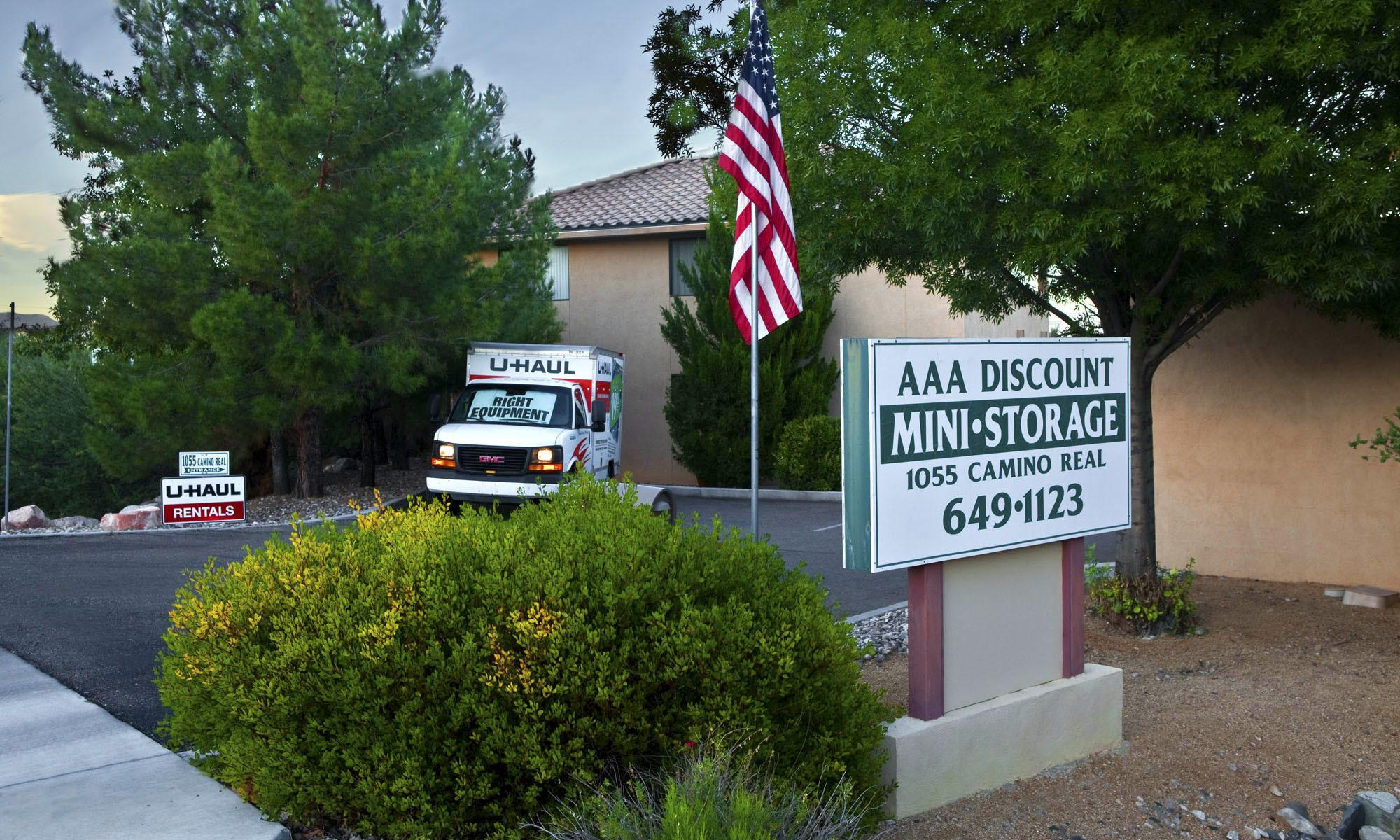 Self storage for all of your needs in Cottonwood, AZ