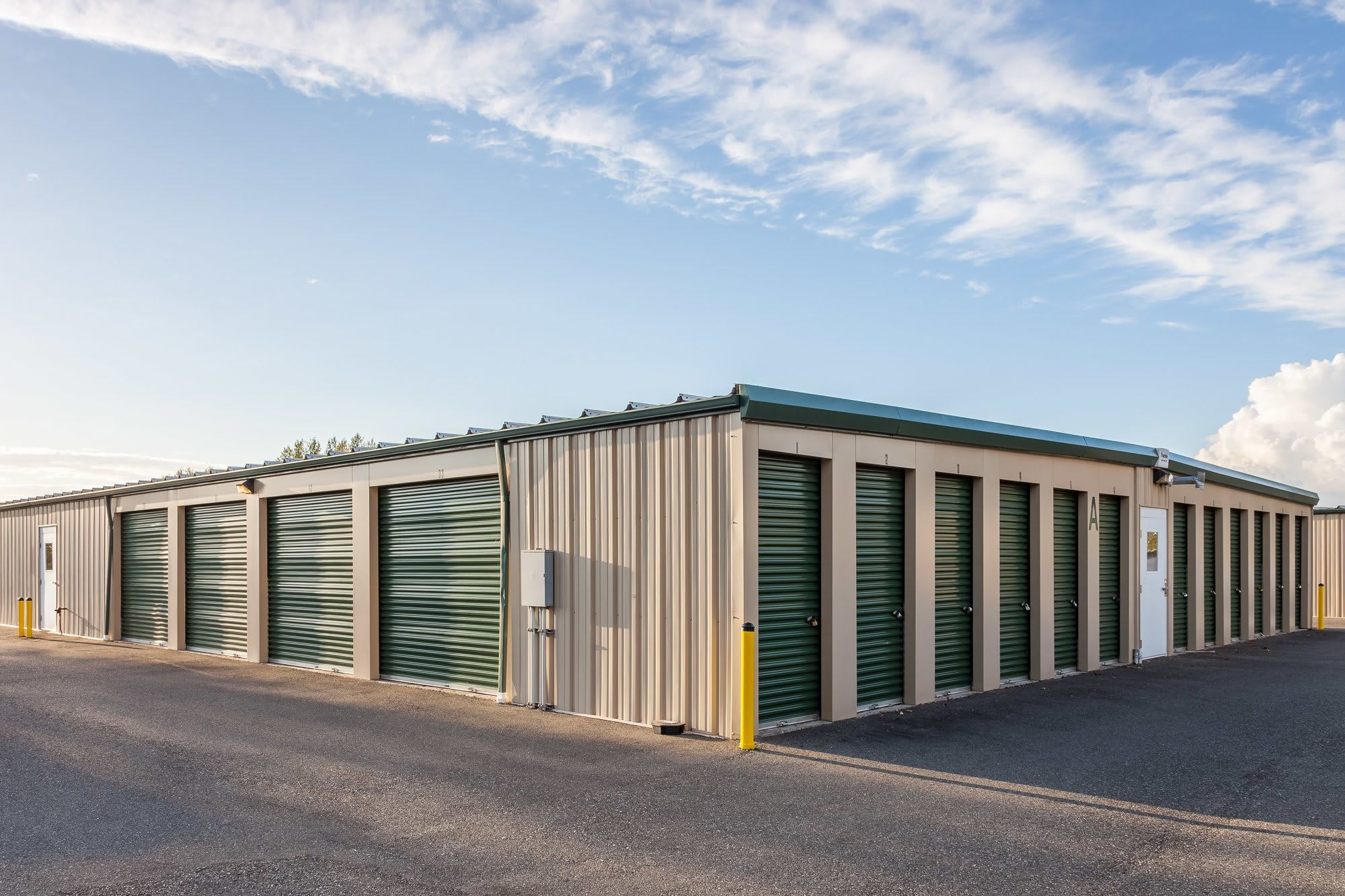 Self storage in Blaine WA