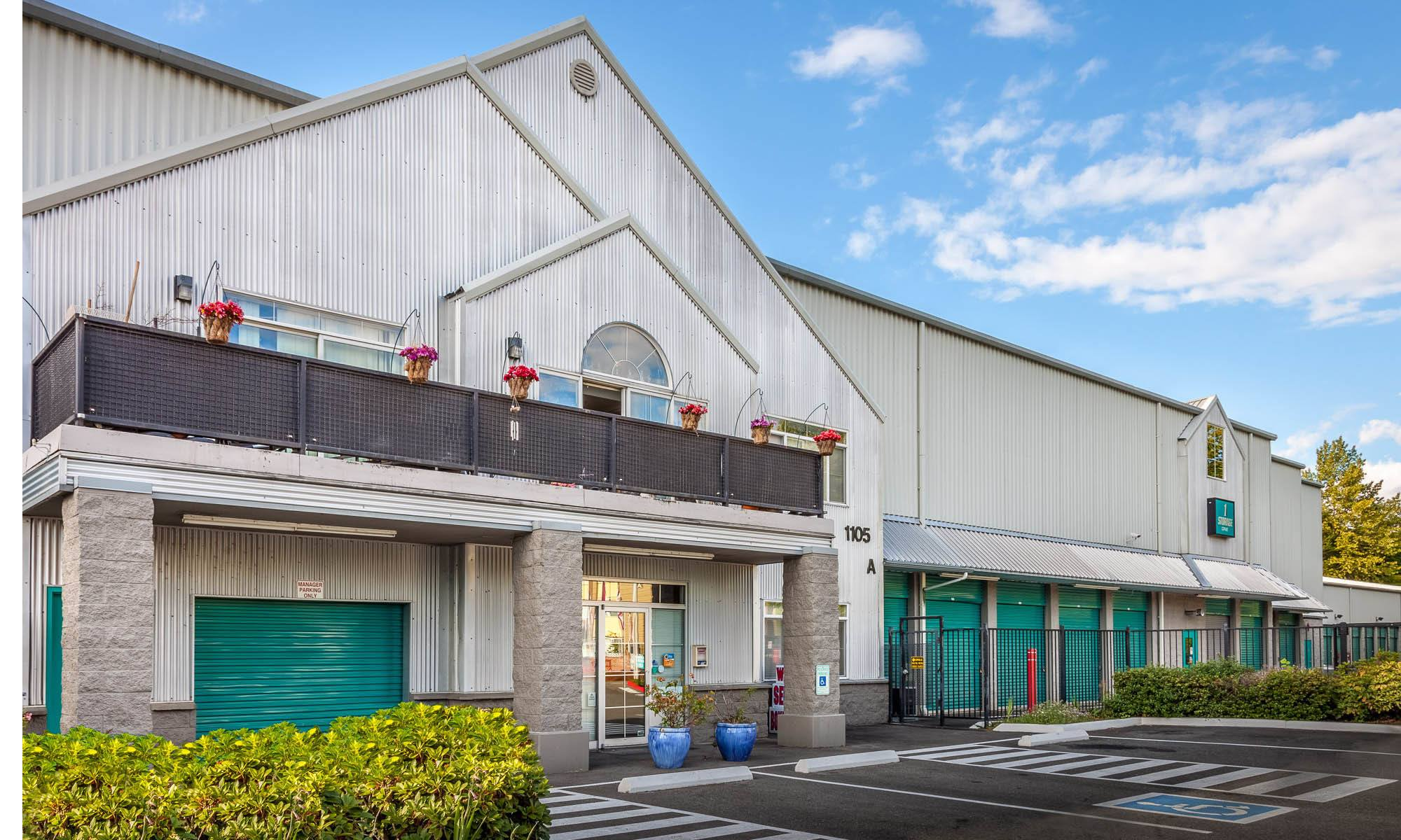 Self storage for all of your needs in Renton, WA