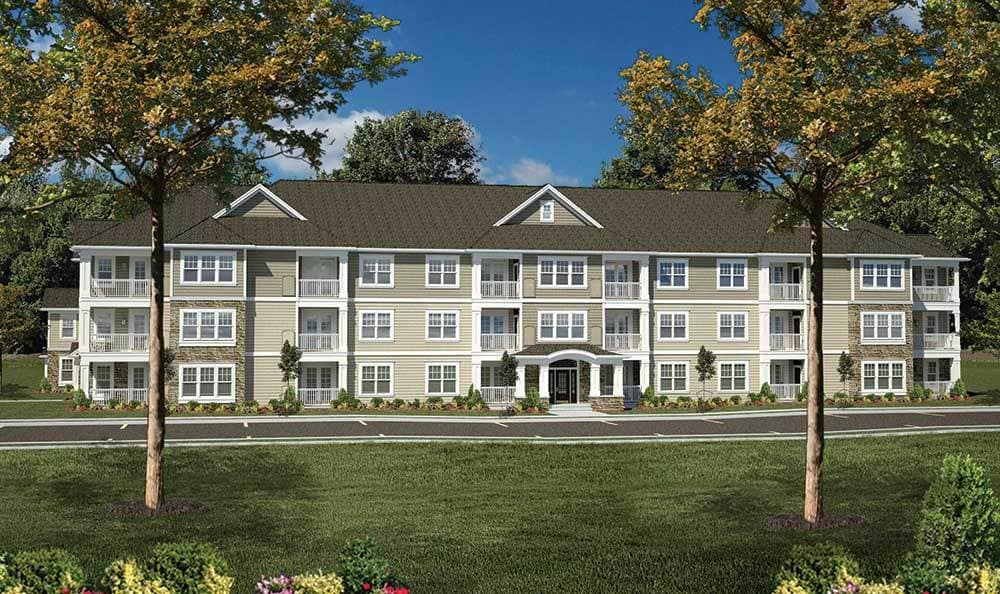 Rendering of Fairview at Town Center