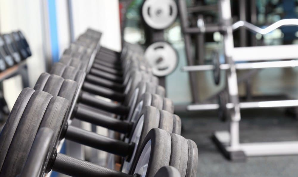 Fairview at Town Center Apartments Fitness Center in Henrietta, NY