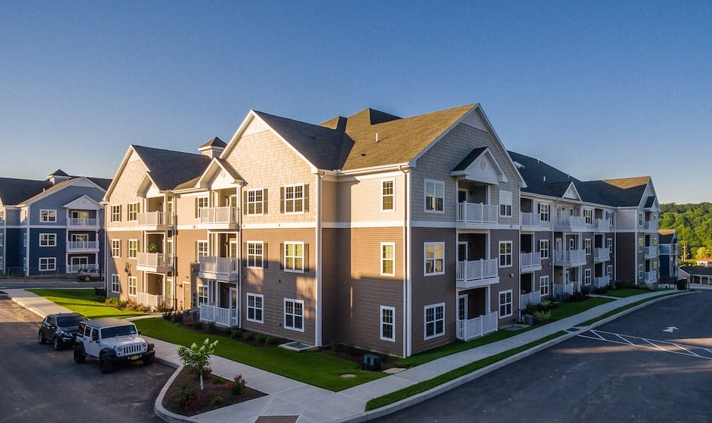 Comfort you can call home at Waters Edge Apartments in Webster, NY