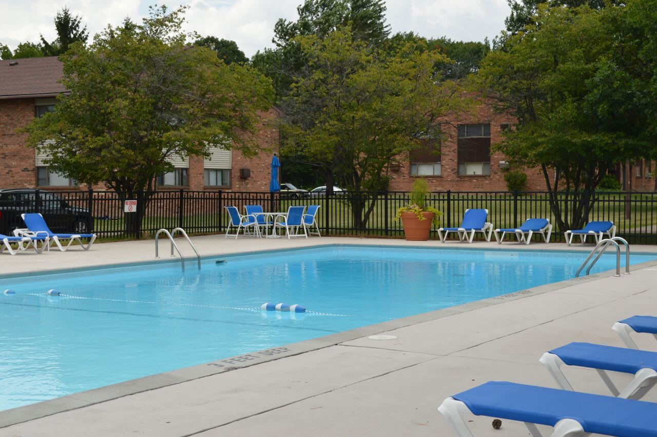 Swimming Pool in Webster NY