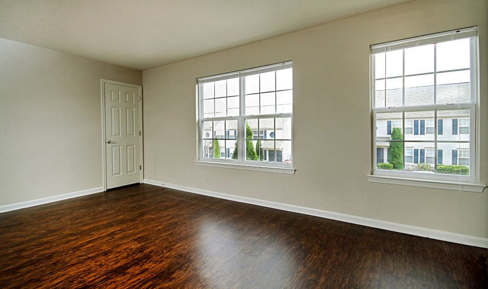 Nice hardwood floors in our York, PA apartments