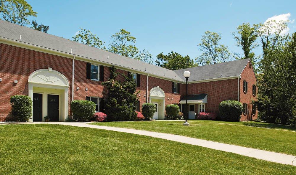Apartment building at The Village of Laurel Ridge in Harrisburg