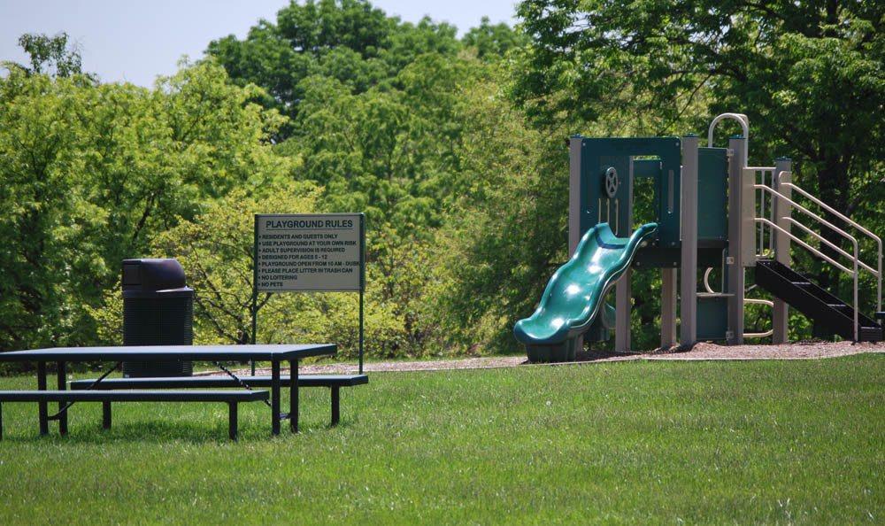 Great playground at The Village of Laurel Ridge in Harrisburg