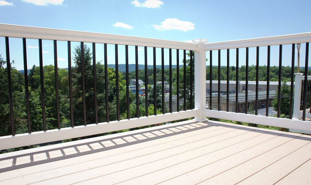 Exterior Patio at Emerald Pointe Townhomes