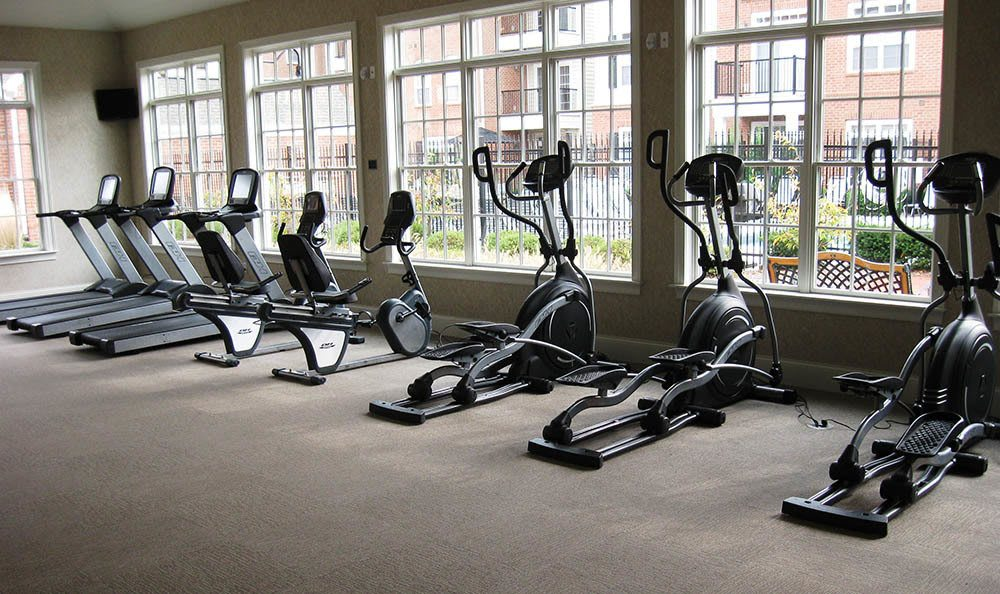 Chelsea Place Well Equipped Fitness Center
