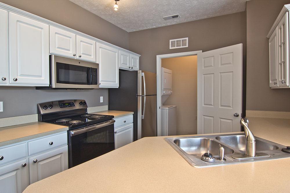 Beautiful kitchen at Preston Gardens in Perrysburg, OH