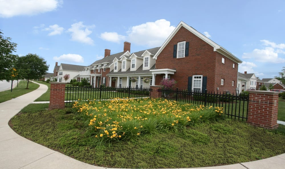 Residence Exterior at Preston Gardens in Perrysburg, OH