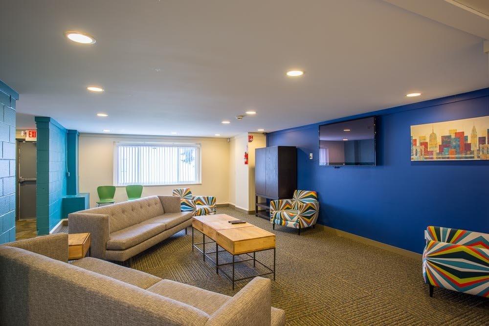 West Henrietta apartments includes a community center