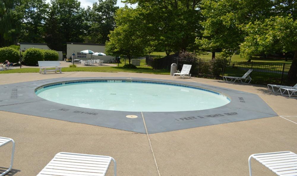 Kid's Pool at Riverton Knolls in West Henrietta, NY