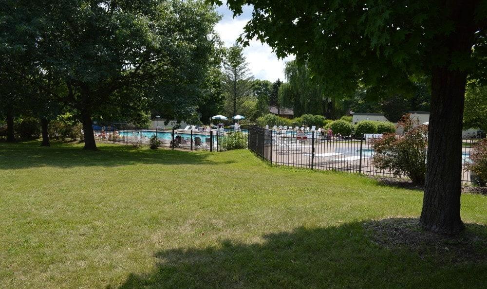 Pool at Riverton Knolls in West Henrietta, NY