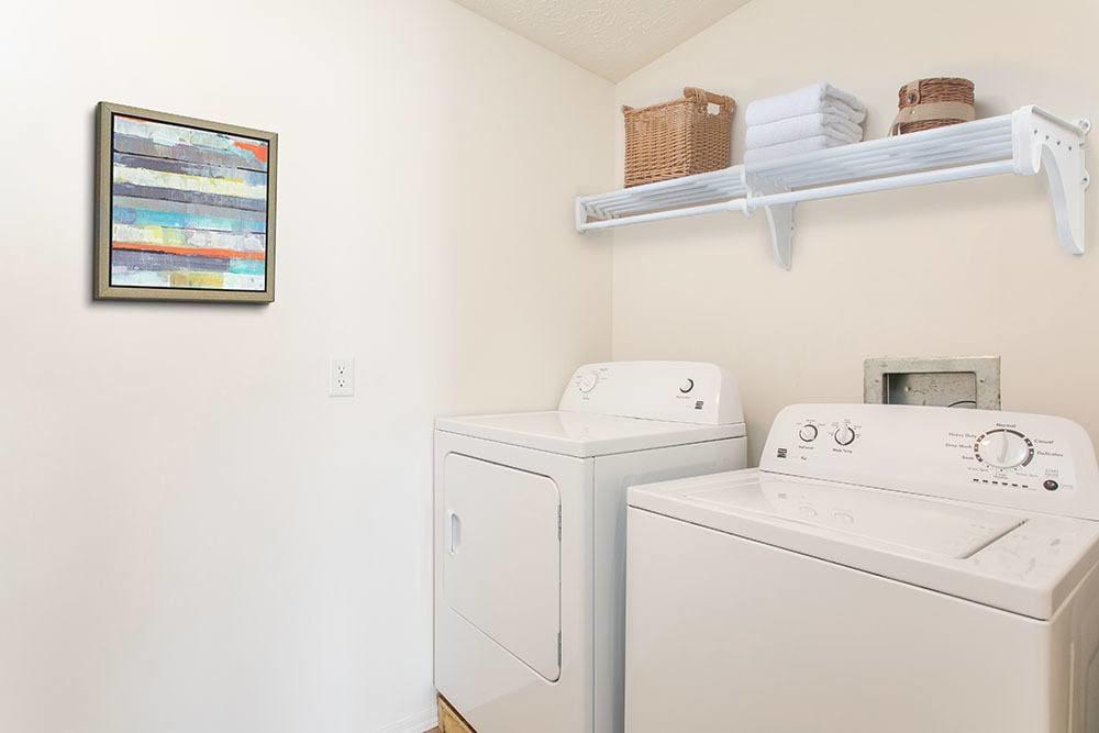 Laundry at Avon Commons in Avon, NY