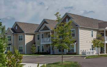 Canal Crossing Apartments Building Exterior