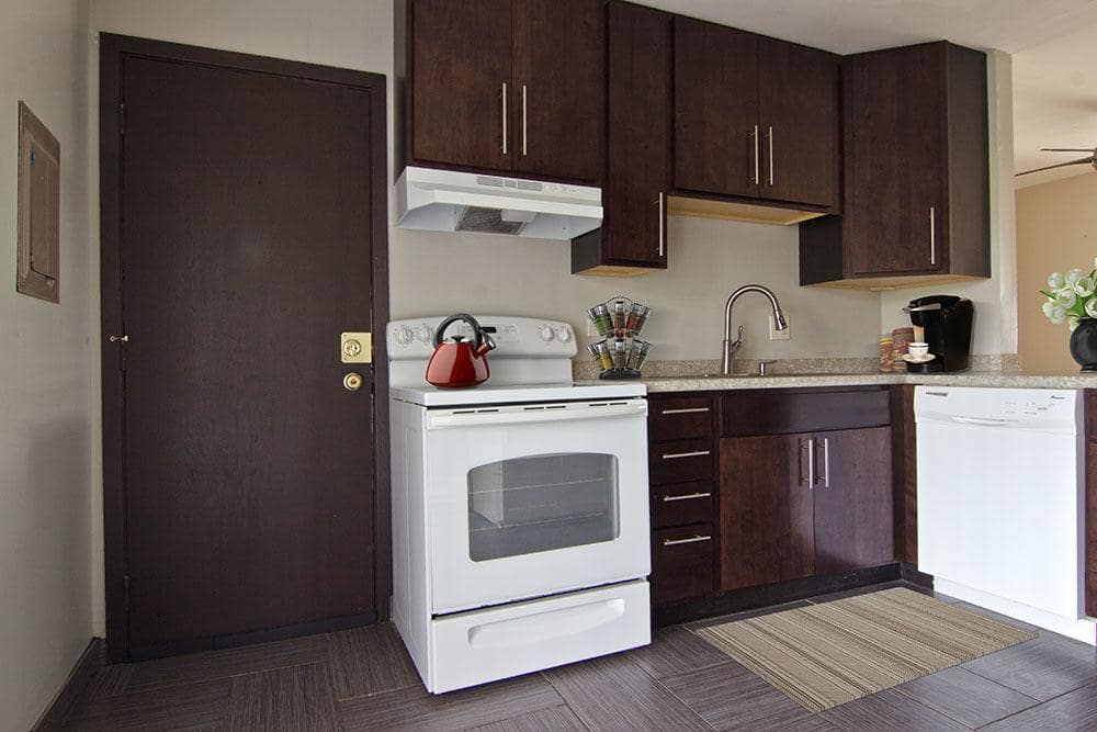 apartment for rent with fully equipped kitchen in Pittsford NY