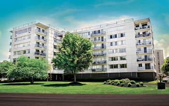 Nearby Community Oak Hill Terrace Apartments