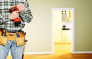 Request maintenance service at Paradise Lane Apartments.