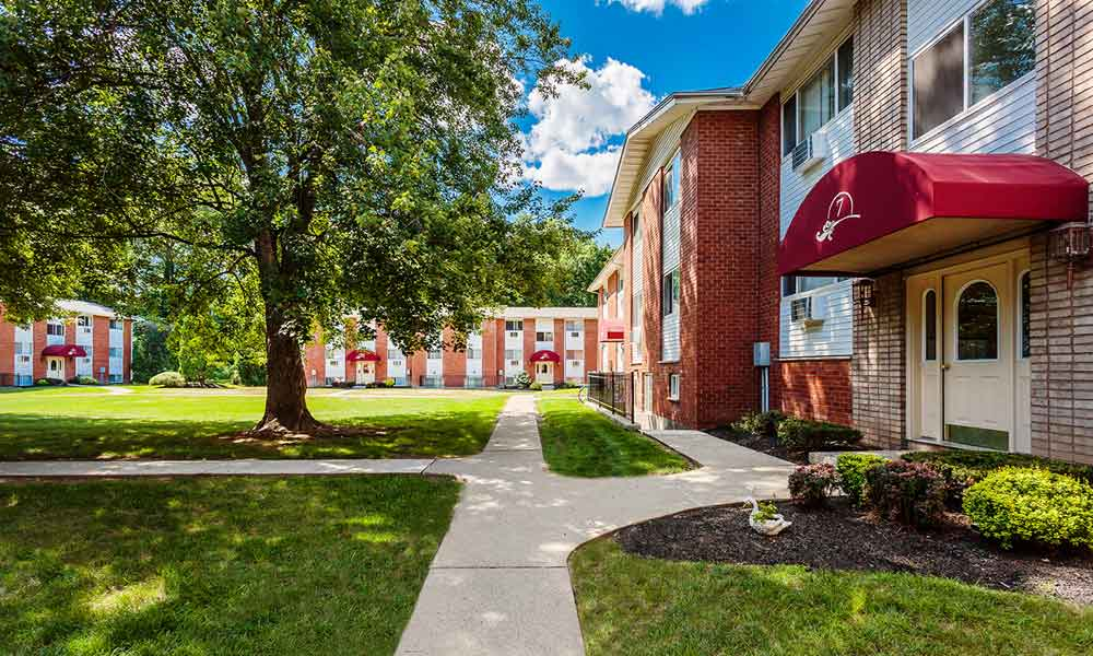 Comfort you can call home at Sunset Garden Apartments in Kingston, NY