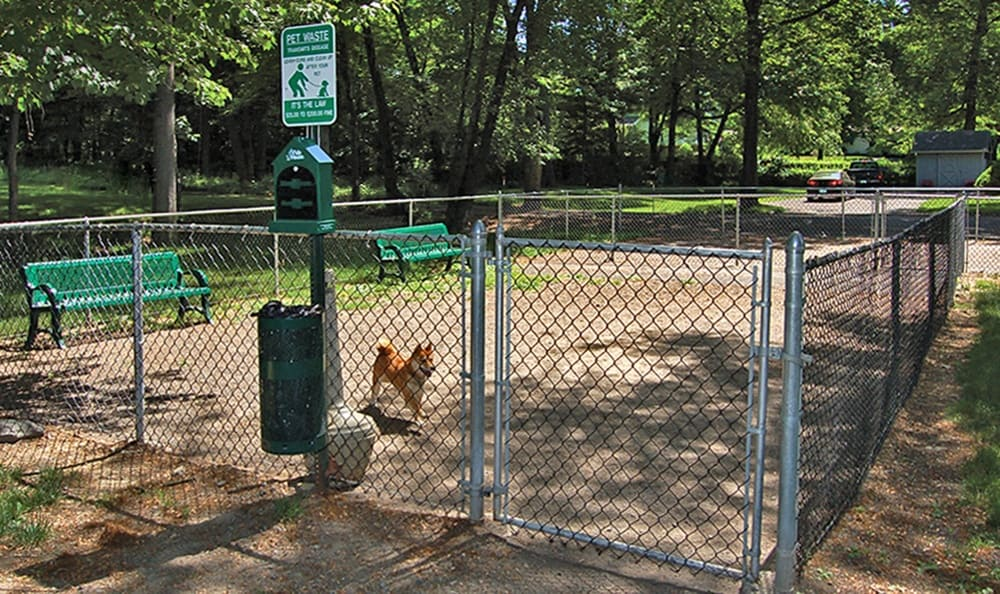 Dog Park at Sunset Garden Apartments in Kingston, NY