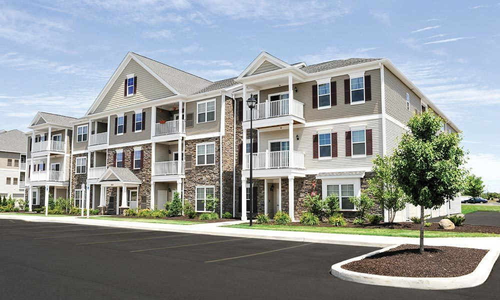Rivers Pointe Apartments Leasing Office in Liverpool, NY