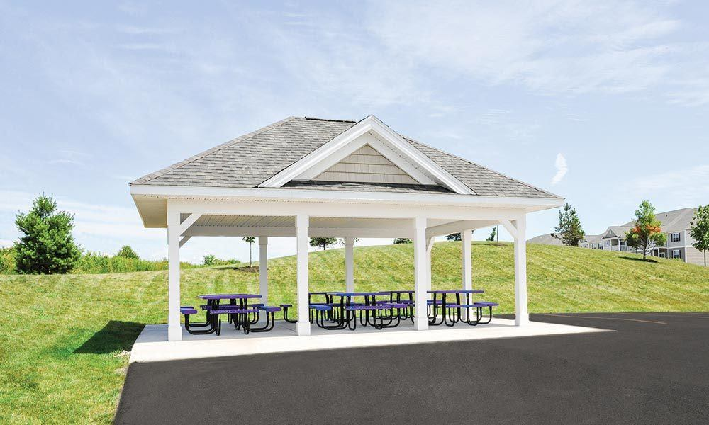 Rivers Pointe Apartments Clubhouse in Liverpool, NY