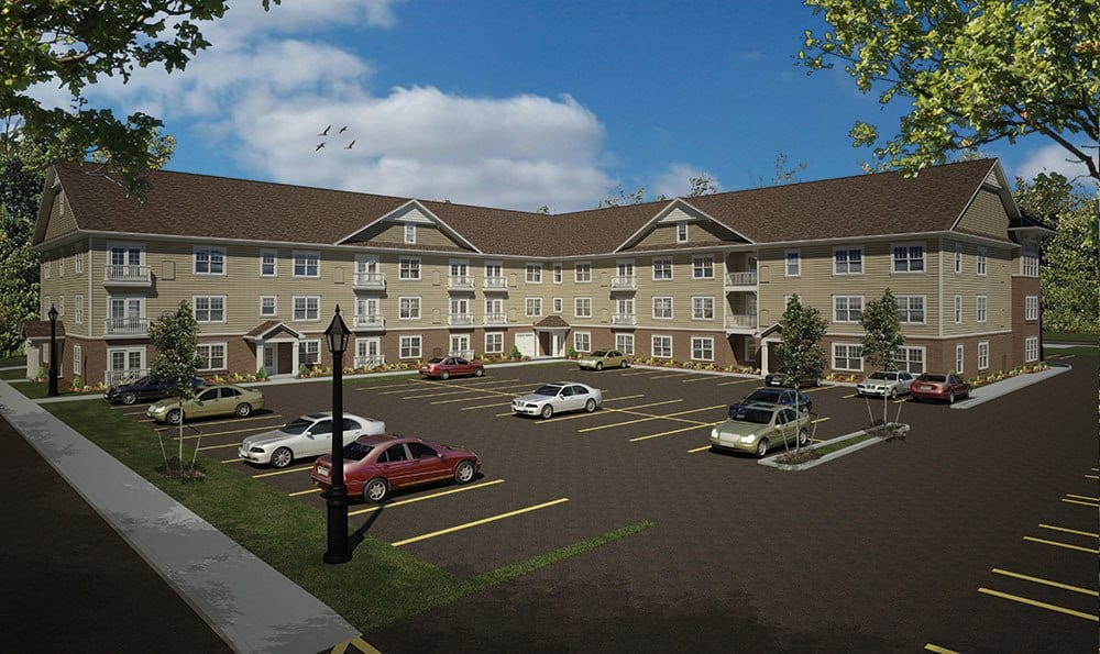 You'll find the best place for your life at North Ponds Apartments