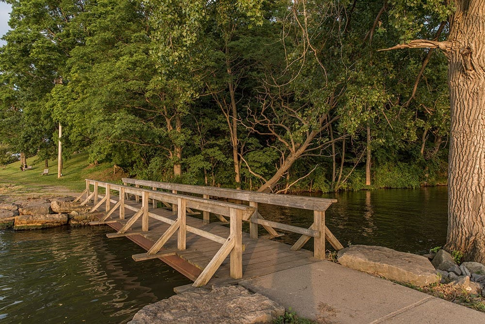 Webster Park in Webster, NY