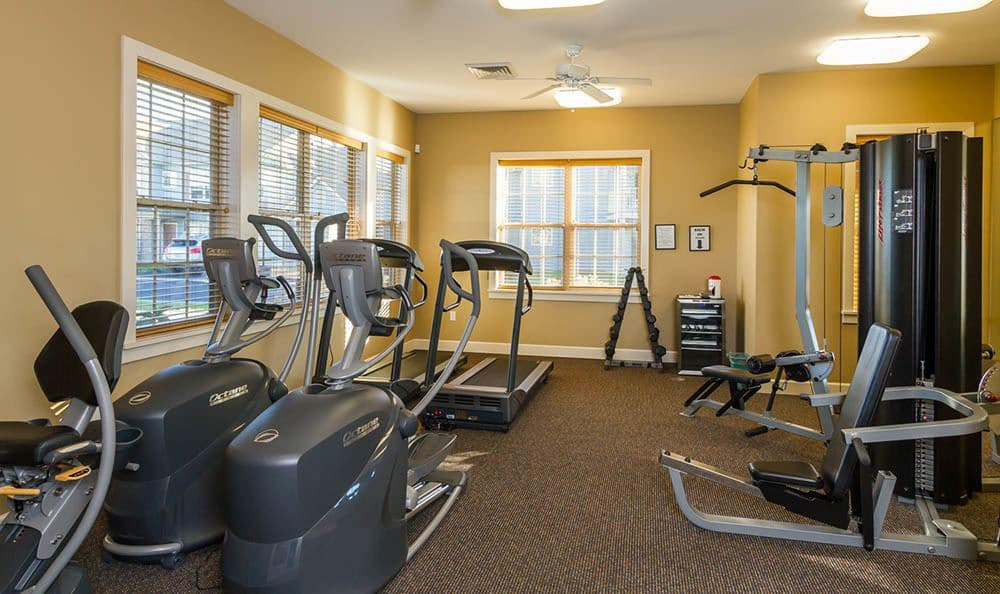 North Ponds Apartments Fitness Center in Webster, NY