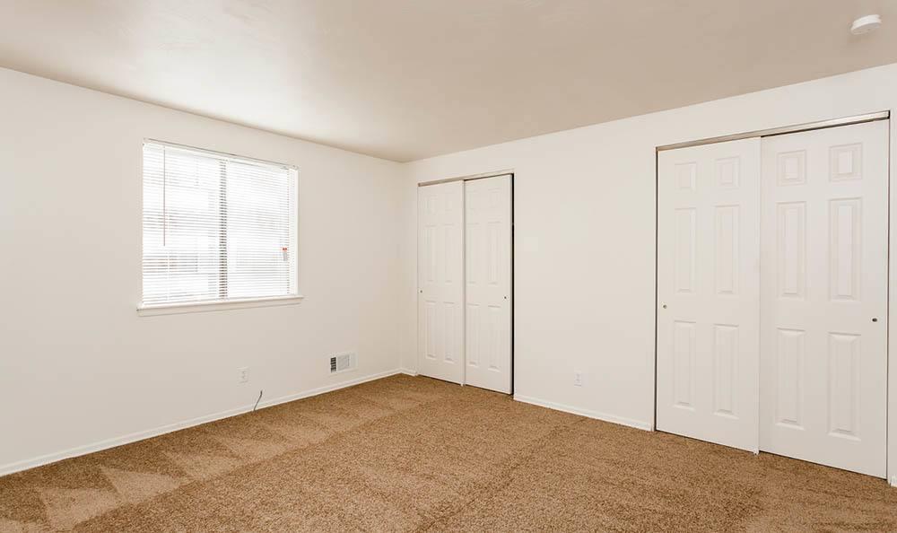 East Ridge Manor Bedroom Closets in Rochester, NY
