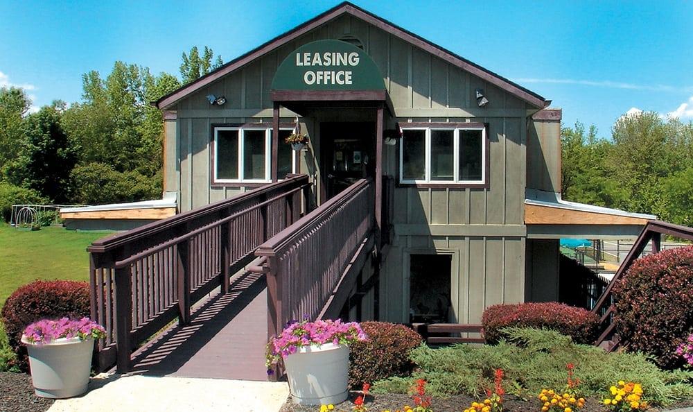 Lakeshore Villas Leasing Office in Port Ewen, NY