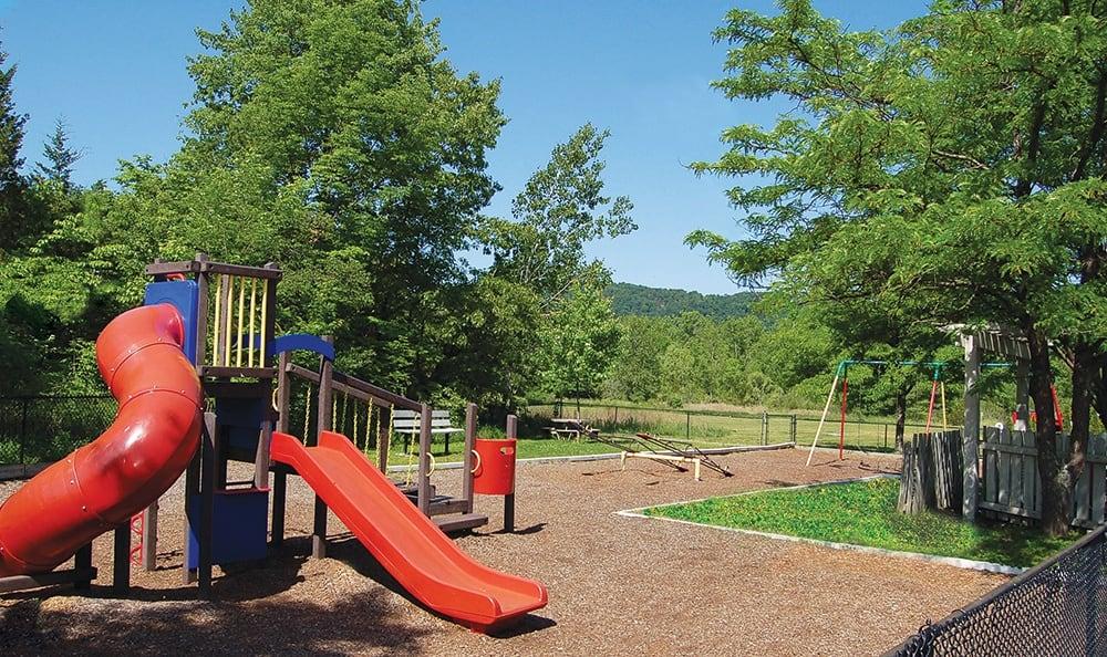Lakeshore Villas Playground in Port Ewen, NY
