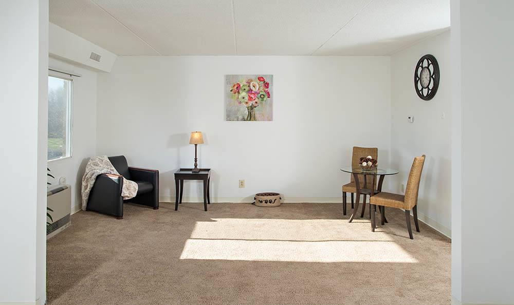 Park Guilderland Apartments Living Room in Guilderland Center, NY