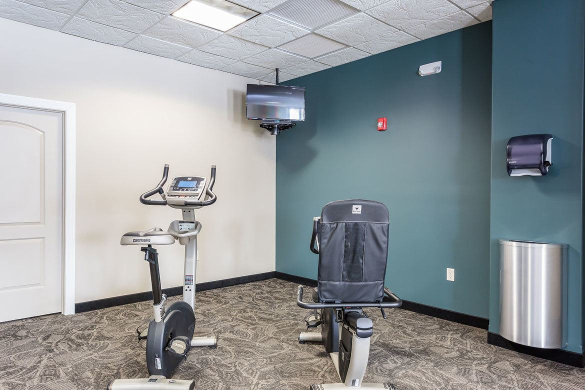 Gateway Landing on the Canal Fitness Room 3