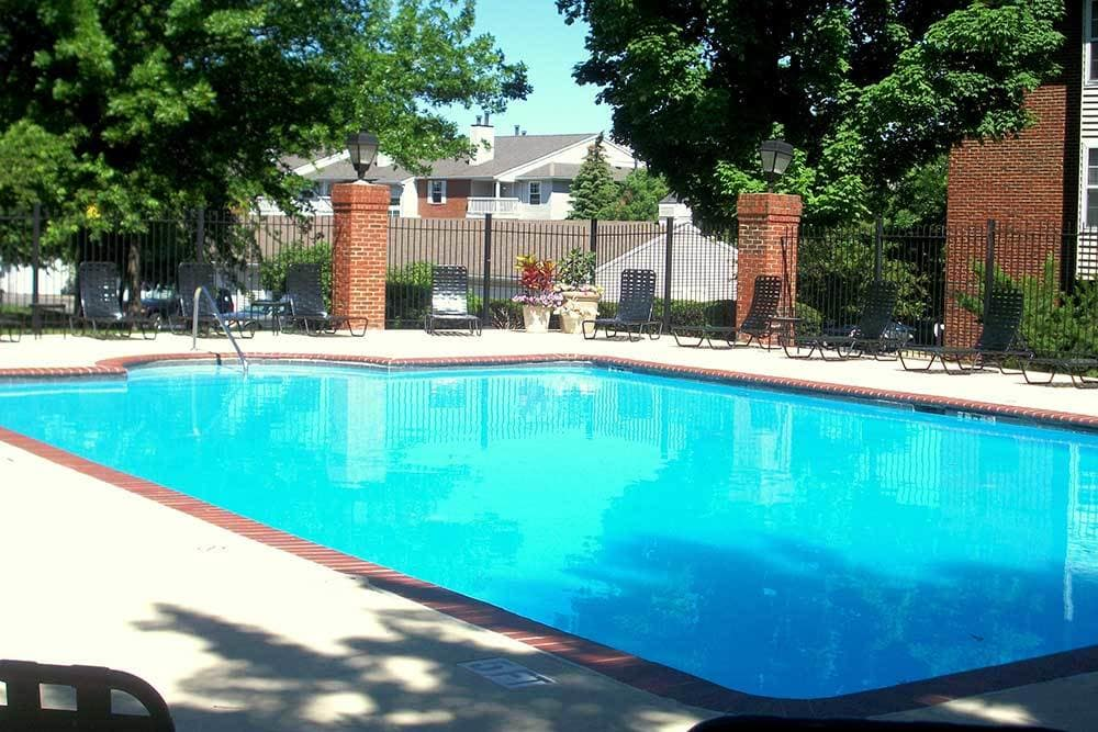 Sparkling Pool in Westlake, OH