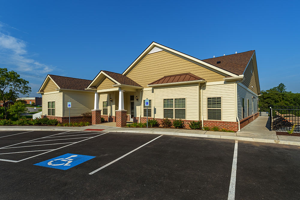apartments in Aliquippa clubhouse