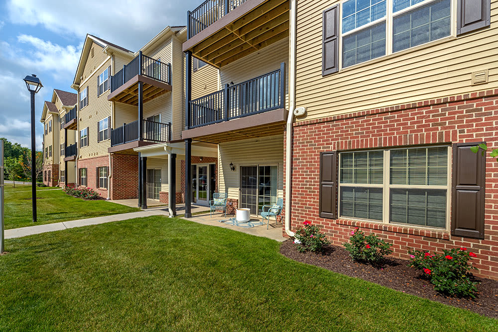 The Kane at Gray's Landing offers apartment homes for rent in Aliquippa, PA.