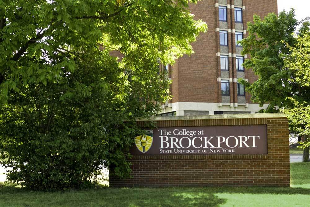 Brockport University near Brockport Landing
