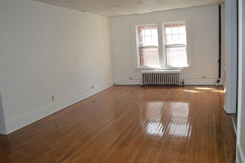 example living Room at Frontenac/Genesee