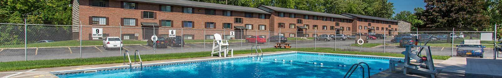 Amenities at The Residences at Covered Bridge