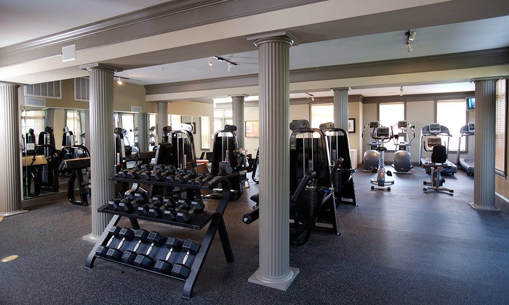 apartment with fitness center  in Charlotte NC