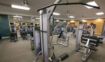Visit Our Indoor Gym!