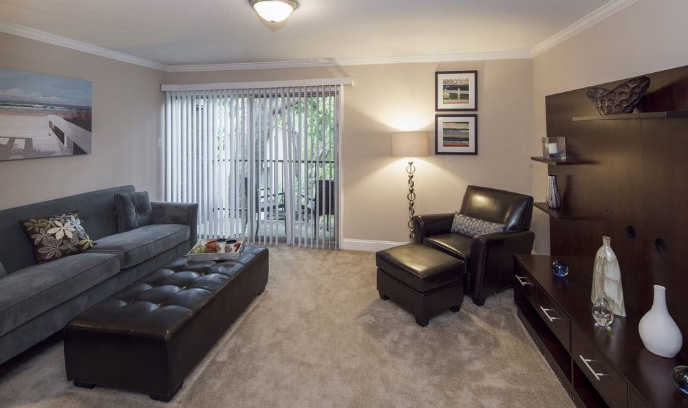 Plenty of space at apartments in Raleigh, NC