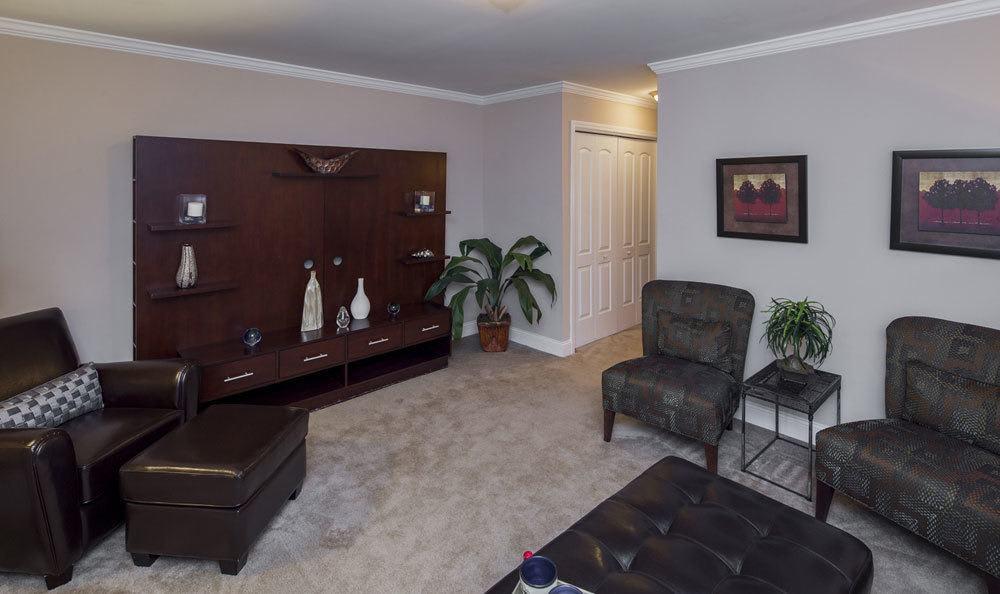 Spacious apartments at Raleigh, NC