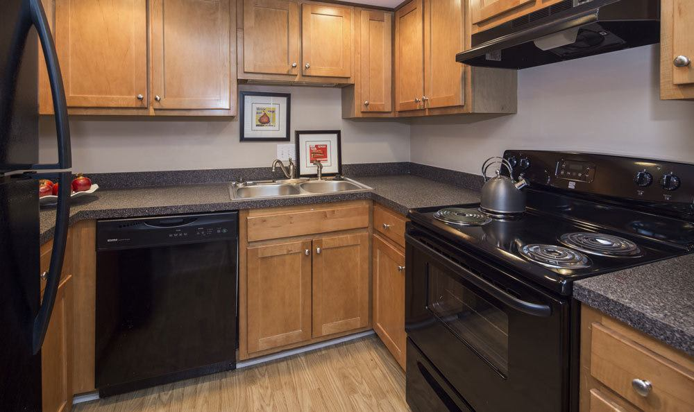 Raleigh, NC apartments for rent in a luxury wooded setting