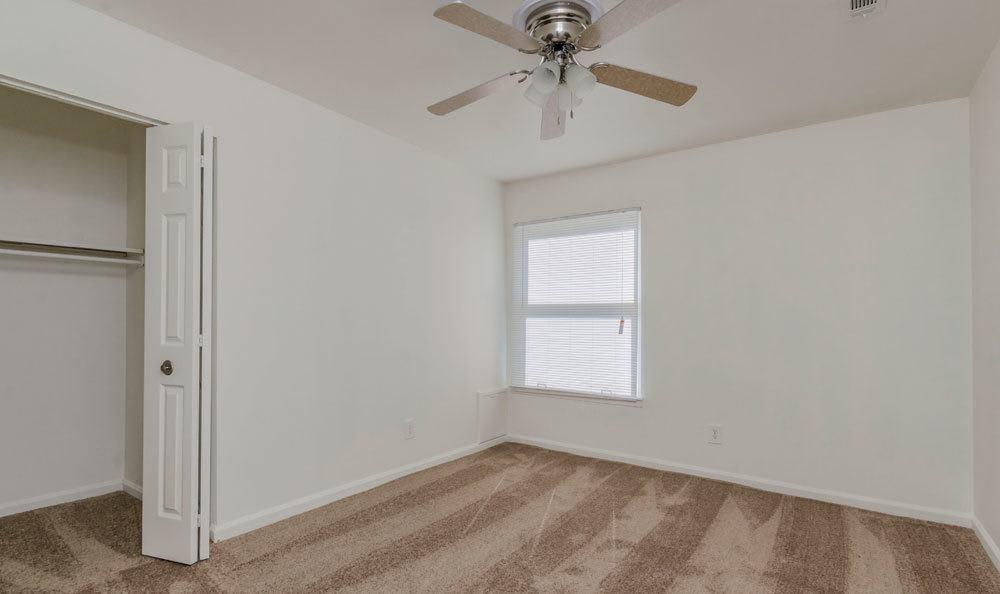 bedroom at Eagle Meadows Apartments in Dover, DE