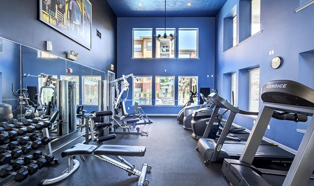 Fitness Center At Morgan at North Shore In Pittsburgh, PA