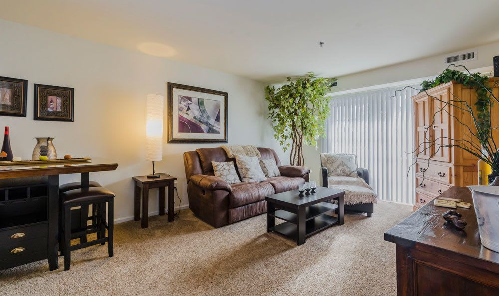 Large spacious living room in Dover, DE