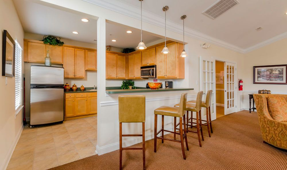 Community Kitchen at Cannon Mills in Dover, DE